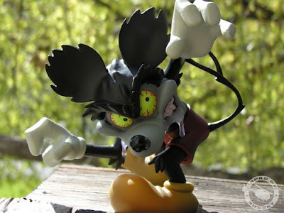 Menacing Mickey