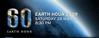 Click here to go to the Earth Hour Website