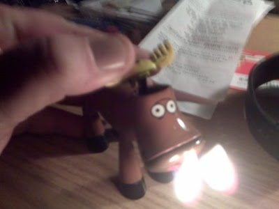 Moose Lighter!