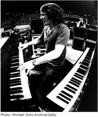 Billy Powell of Lynyrd Skynyrd