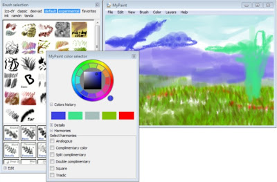 Click here to download MyPaint
