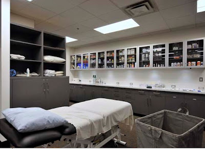 Canuck's Medical Room