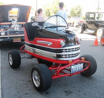 What to do with old Bumper Cars
