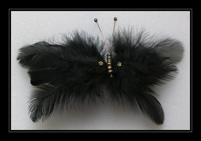 Black Hair-clip I
