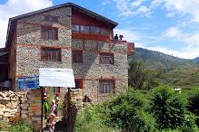 Notre maison à Jumla