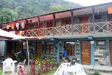 Notre maison à Jhinu Danda