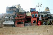Notre maison à Varanasi