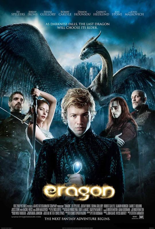 Edward Speleers Eragon