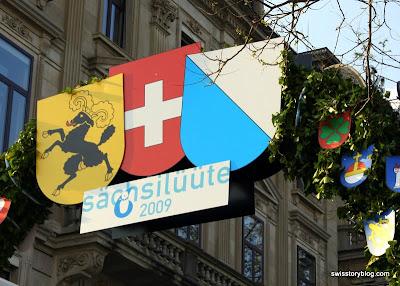 Sechseläuten Zürich Sign
