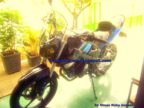 MINERVA MODIFICATION 150 CC STREET FIGHTER