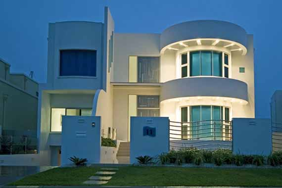 Contemporary house design in gold coast australia home for Home designs south australia