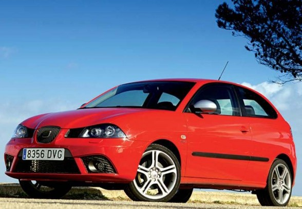 2010 Seat Ibiza FR TDI