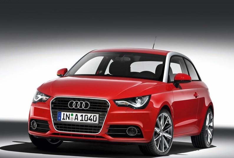 2011 Audi A1 concept