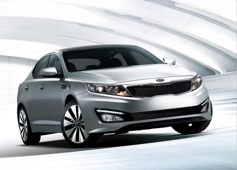 New  Kia Optima ( 2011 )