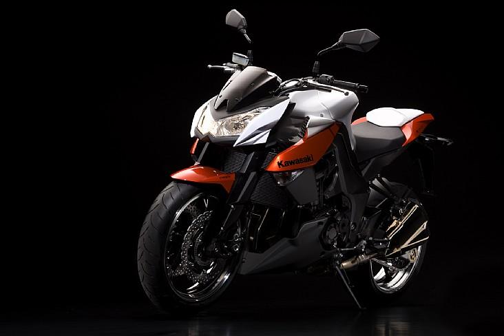 New Kawasaki Z1000 ( 2010 )