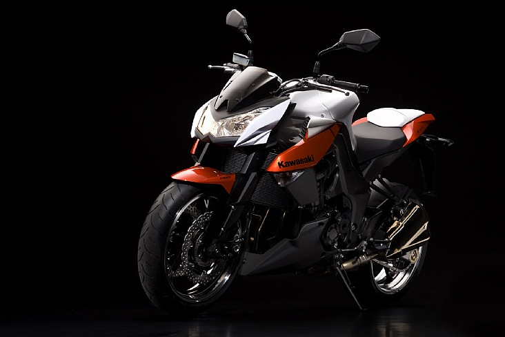 New Kawasaki Z1000 Revealed   2010     BIKE MOTORCYCLE MODIFICATION