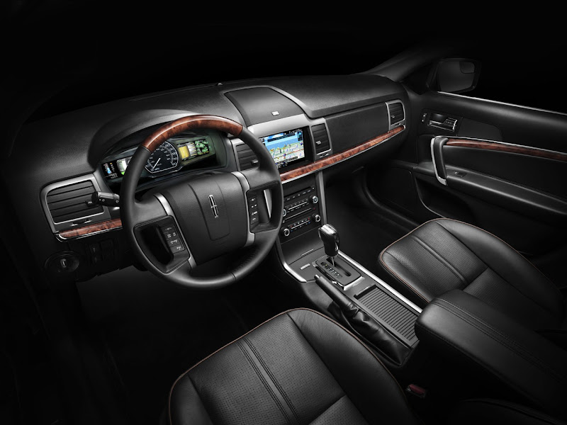 Lincoln MKZ Hybrid ( 2011 ) title=