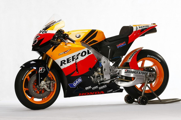 NEW HONDA RC212V ( 2010 ) GP