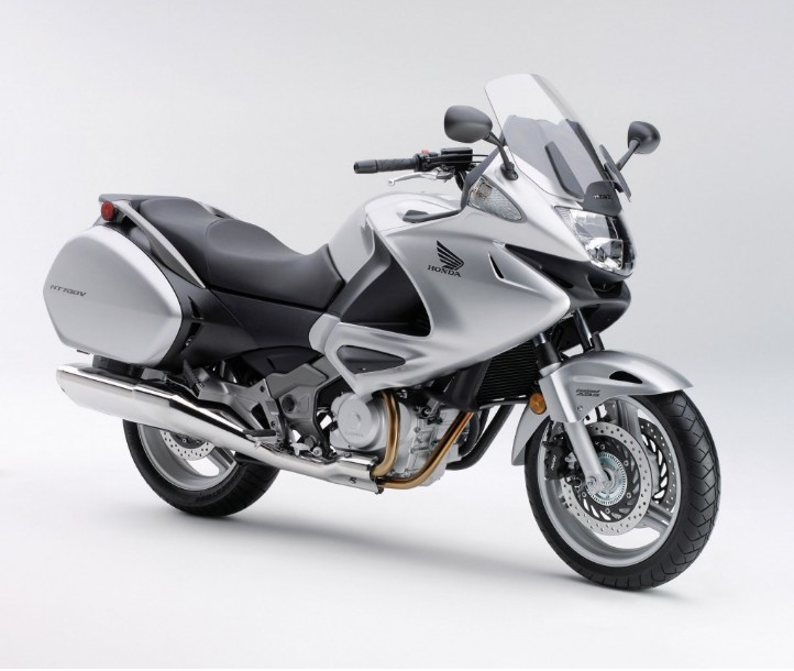 NEW HONDA MOTORCYCLE NT 700 V
