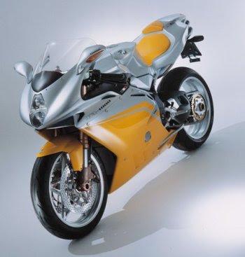 Agusta bike