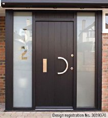 Modern door design for Main door designs 2014