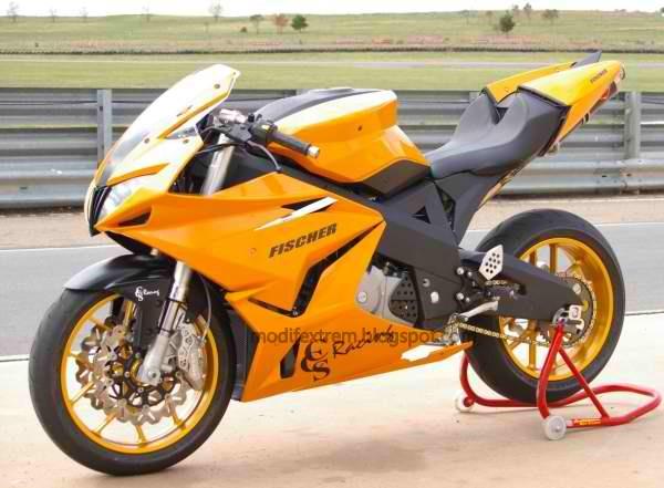 ( 2010 ) NEW MINERVA FISCHER MRX 650