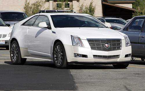 2011 New Cadillac CTS Coupe is a beastly beauty