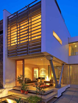 Indian Modern Contemporary Home Design
