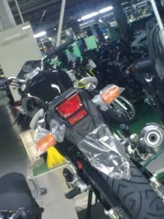 New Honda Tiger 300CC 2010