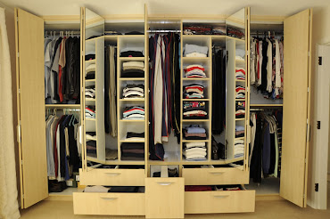 #15 Wardrobe Design Ideas