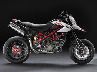 2010  Ducati Hypermotard 1100 EVO SP