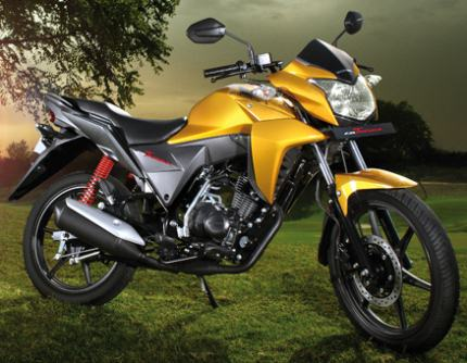 2010 HONDA CB TWISTER -New Release