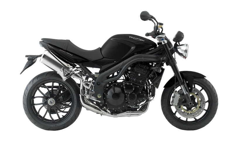NEW TRIUMPH SPEED TRIPLE SE