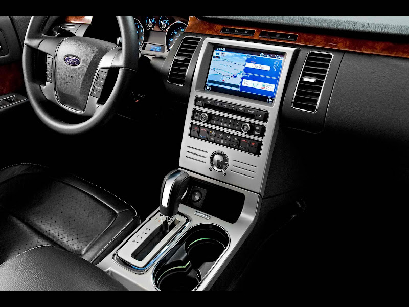 2010 New Ford Flex Limited EcoBoost Interior