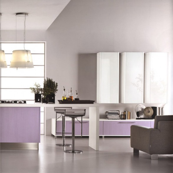 MODERN KITCHEN DESIGN by CUCINE LUBE