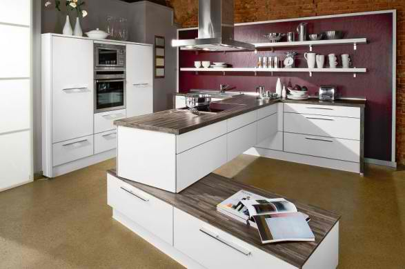 Design Stylish Contemporary Kitchens