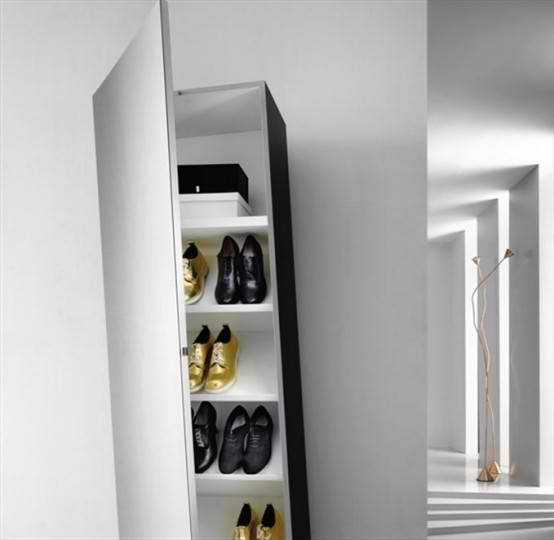Cabinet Clino Super Mirror by Pallucco