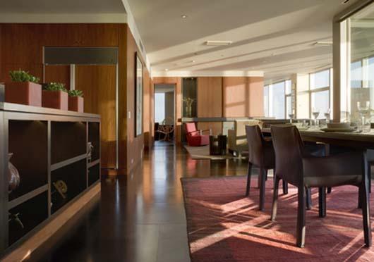 design interior ideas condominium by olson kundig home design