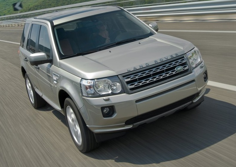 2011 New Land Rover Freelander 2