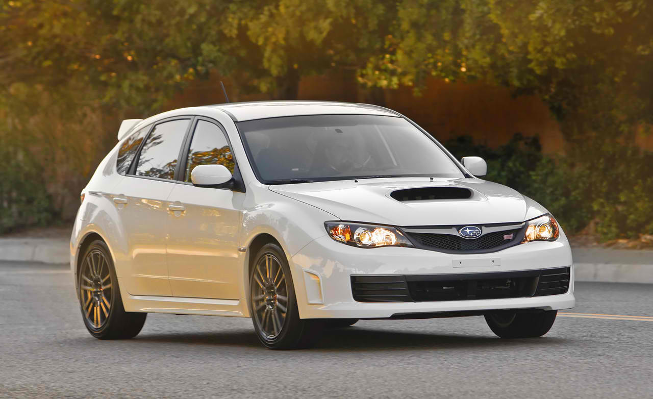 2010 subaru impreza wrx sti special edition new car used car reviews picture. Black Bedroom Furniture Sets. Home Design Ideas
