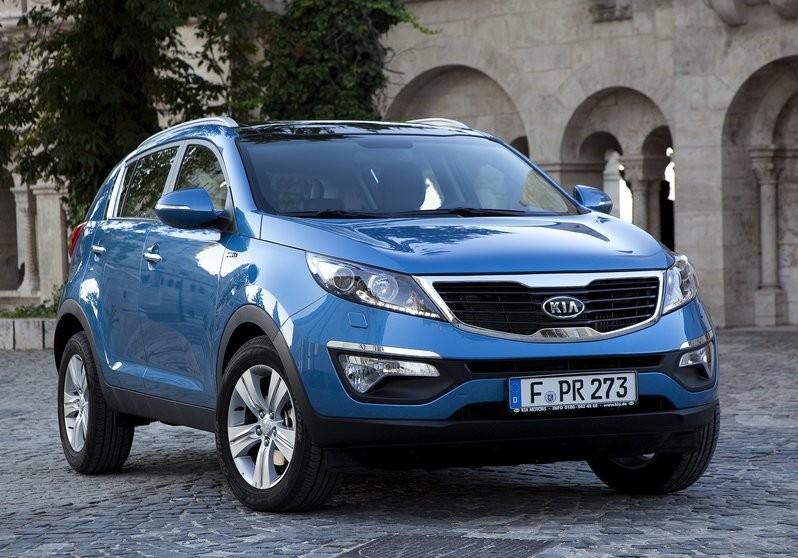 2011 New Kia Sportage Reviews