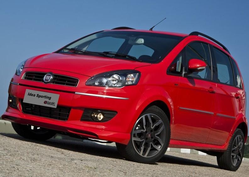 2011 New Fiat Idea Reviews