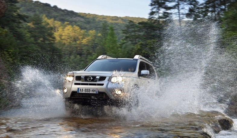2011 Nissan X-Trail SUV Facelift