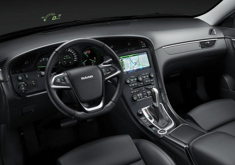 2010 New Saab 9-5 Sedan Interior