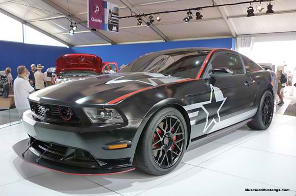 2011 Shelby Roush SR-71 Mustang