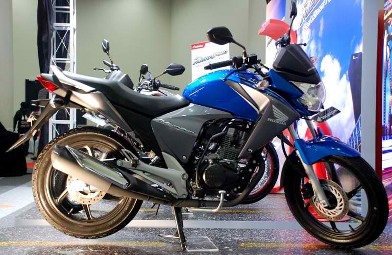 2010 New Honda MegaPro