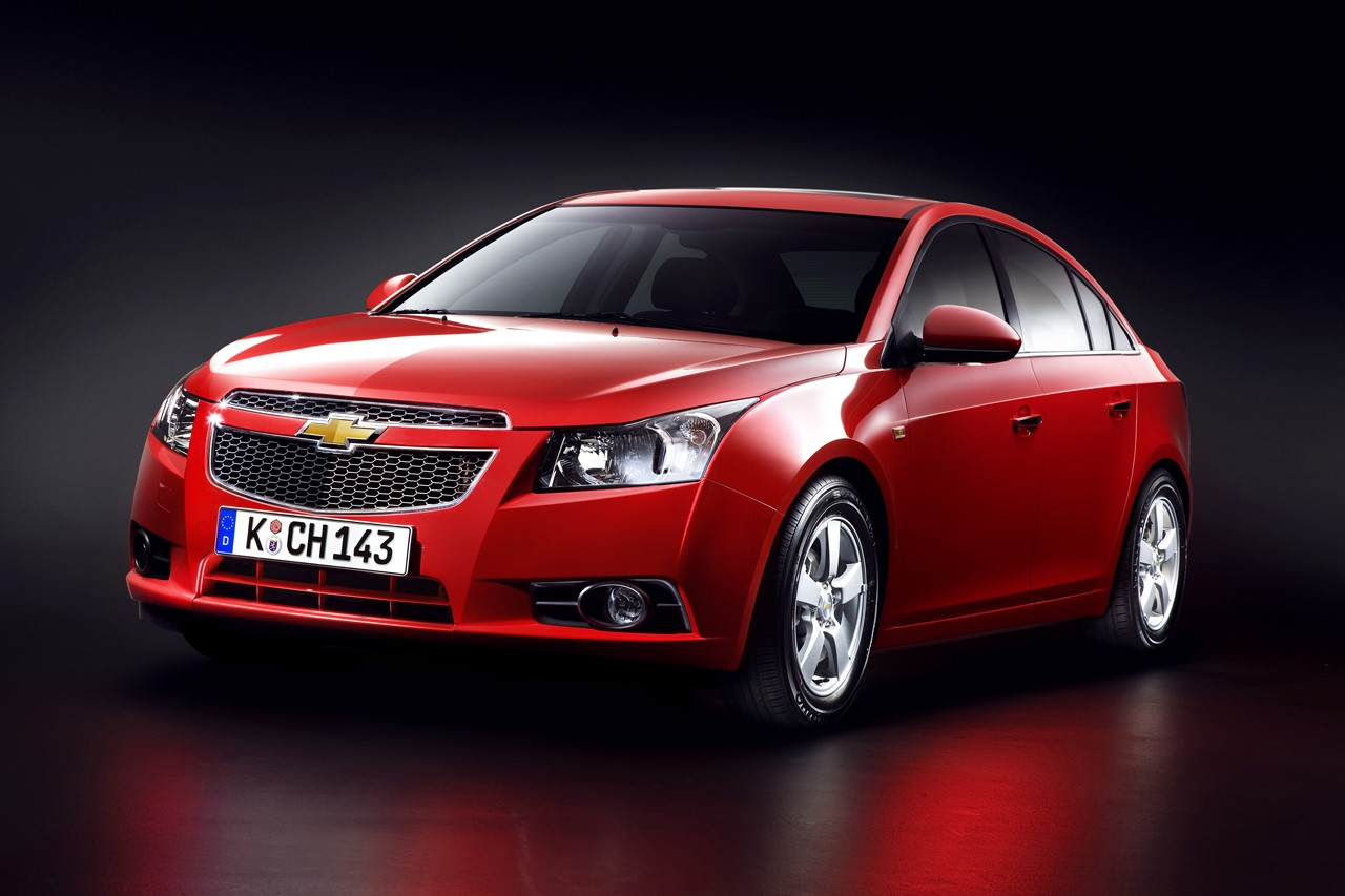 2011 New Chevrolet Cruze Performance New Car Used Car
