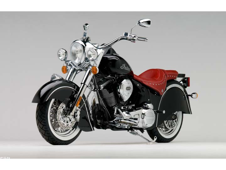 2010 Indian Chief Deluxe Motorcycle