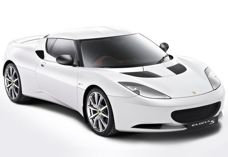2011 Lotus Evora S. 2011 Lotus Evora S