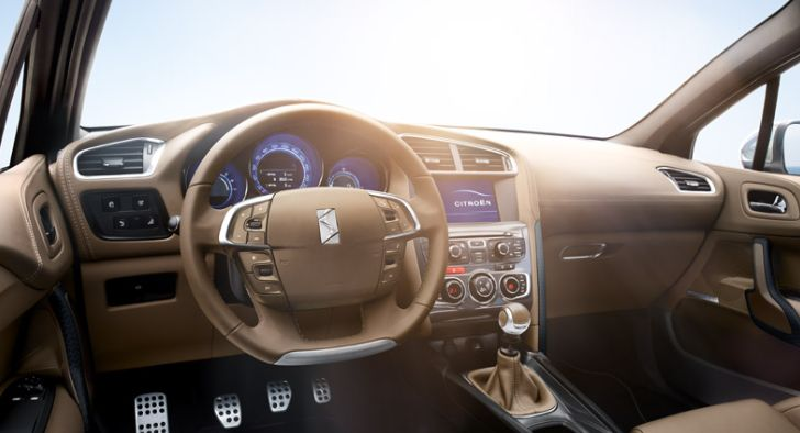 Citroen DS4 Concept